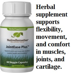 Herbal Remedy for Joints